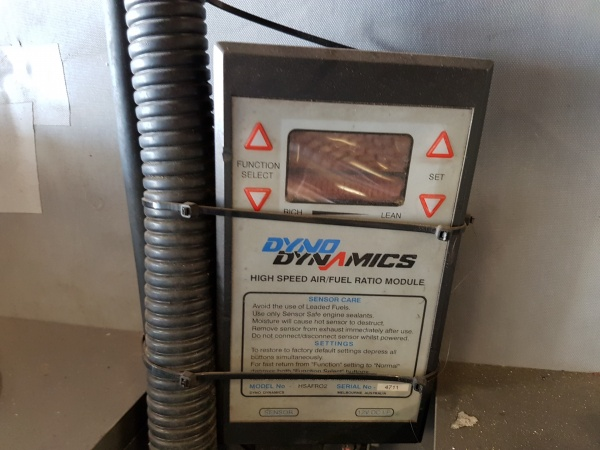 Dyno Dynamics 4-Wheel Vehicle Dyno System