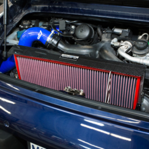 Fabspeed Porsche 996 Turbo High Performance Intake System