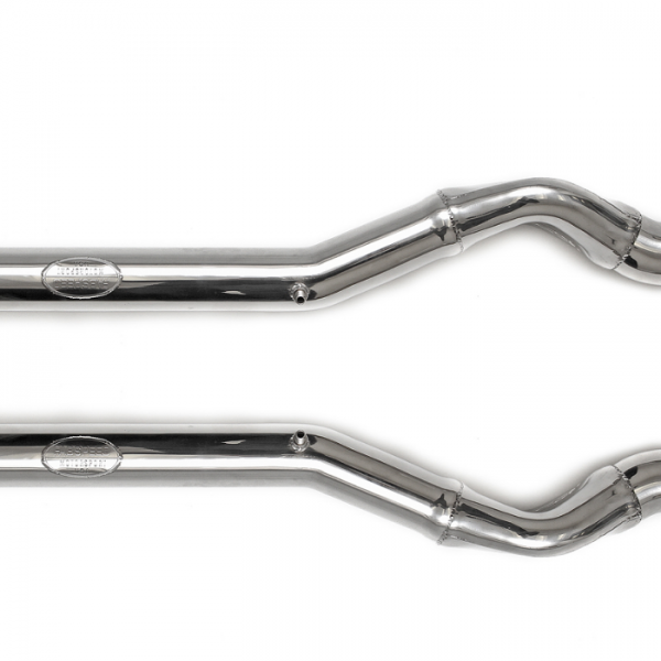 Fabspeed Maserati 4200/ Coupe/ Spyder/ Gransport Secondary Cat Bypass Pipes