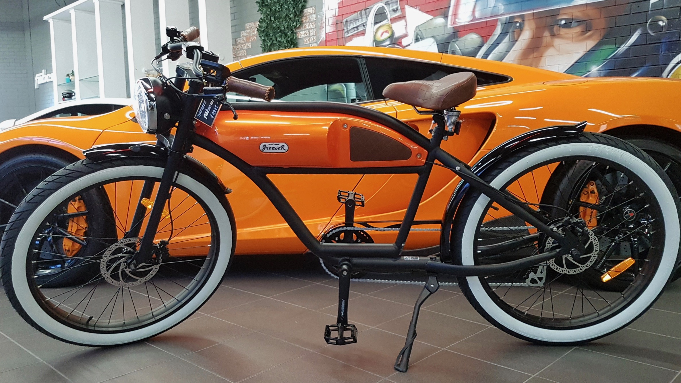 Greaser Electric Bikes