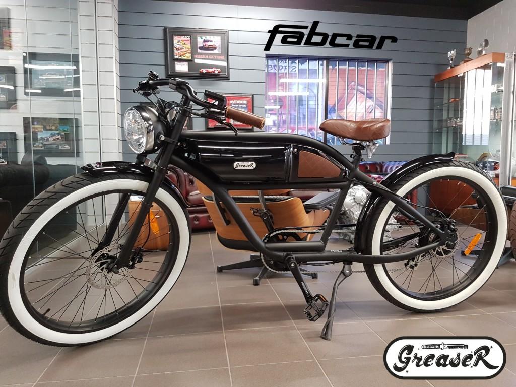 Greaser Electric Bike Fabcar