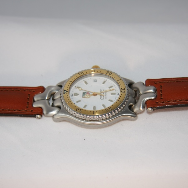 Tag Heure Chronometer Watch