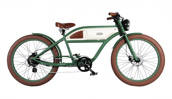 Greaser Electric Bike