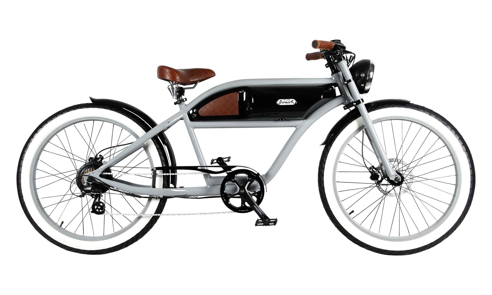 Greaser Electric Bike