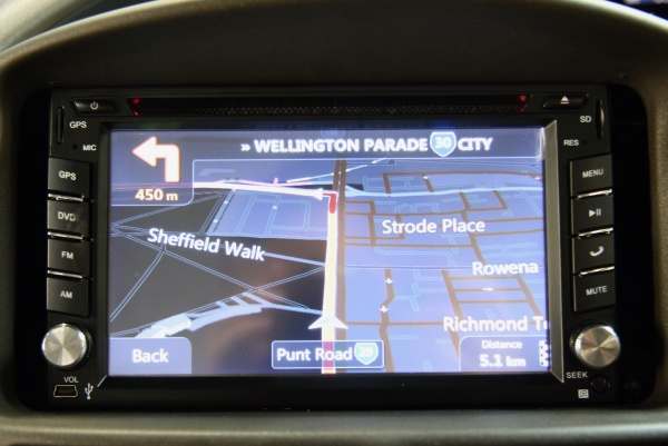 Australian GPS, Bluetooth and Multimedia System