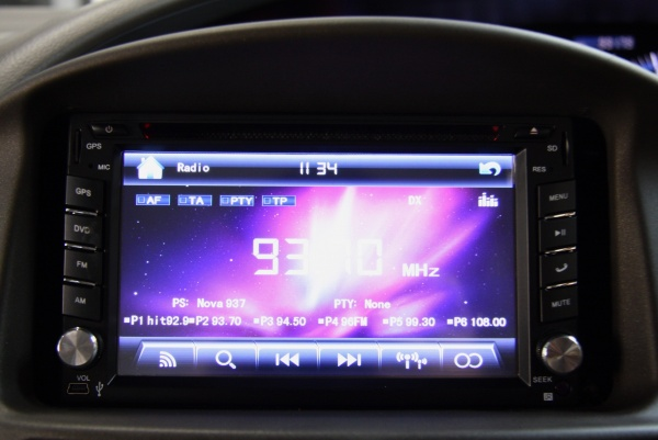 Australian GPS, Bluetooth and Multimedia System