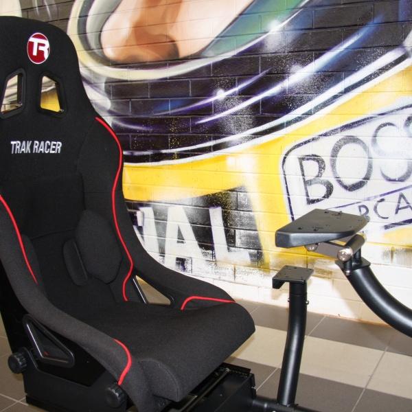 Trak Racer Bucket Seats