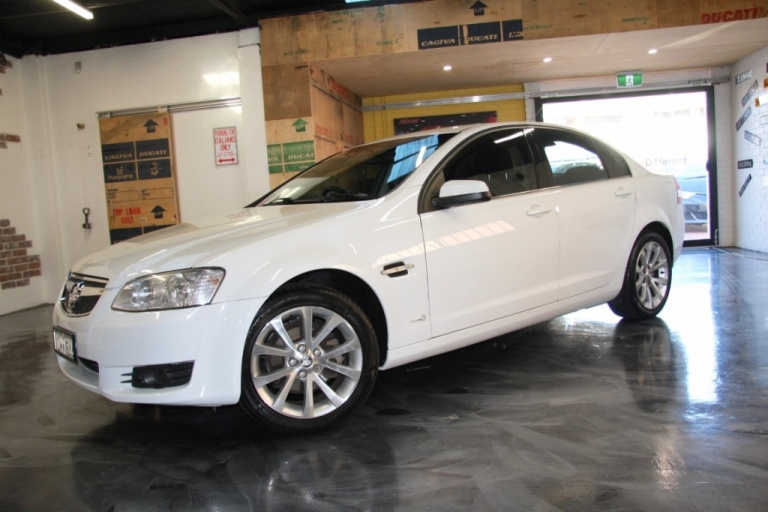 2011 Holden Berlina International -