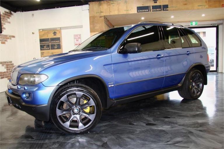 2005 BMW X5 -