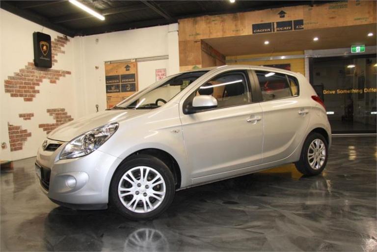 2011 Hyundai i20 -