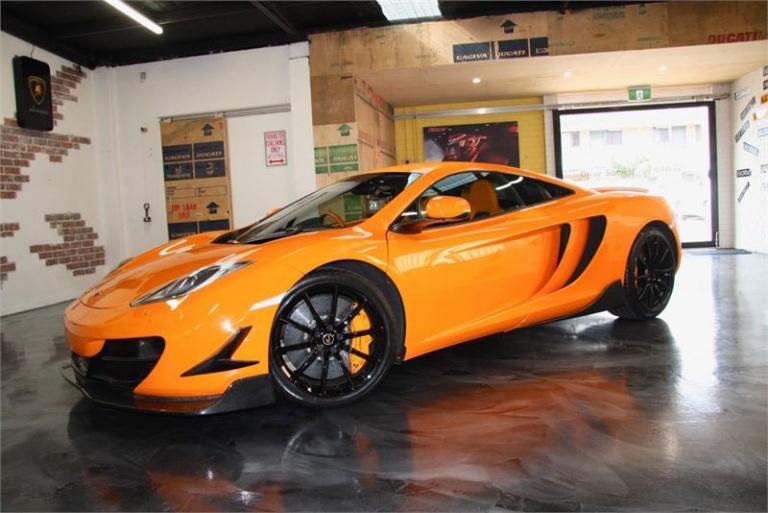 2012 McLaren MP4-12C -