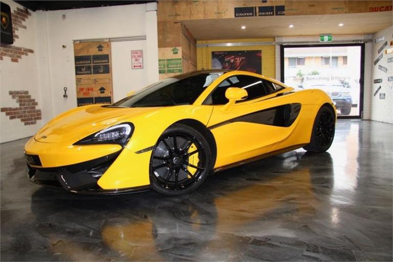 2017 McLaren 570S -