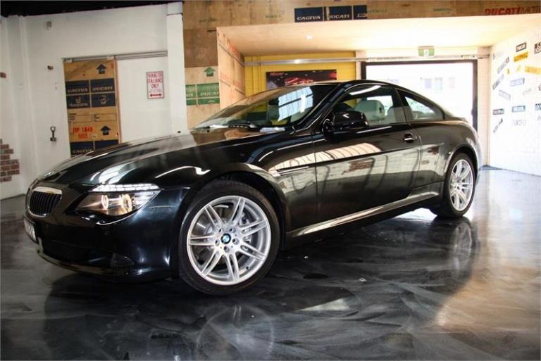 2010 BMW 650i -
