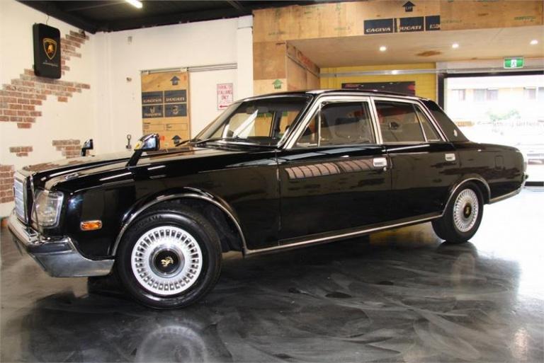 1987 Toyota Century -