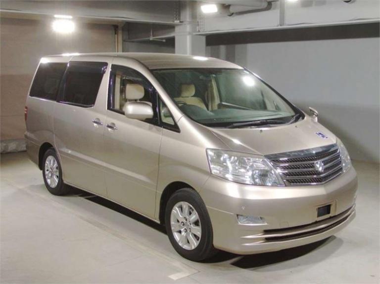 2007 Toyota Alphard -