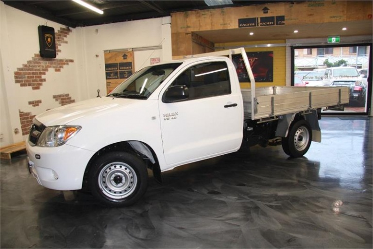 2008 Toyota Hilux -