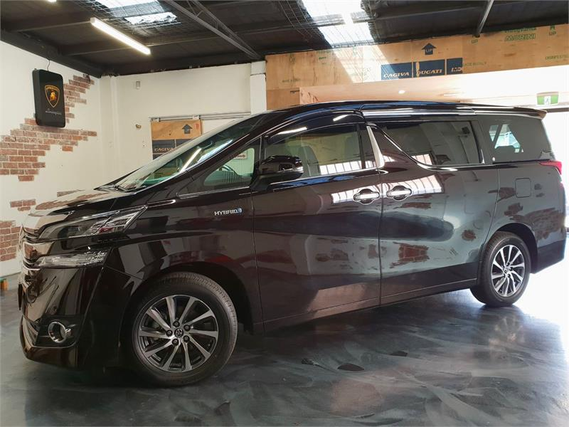2016 Toyota Vellfire