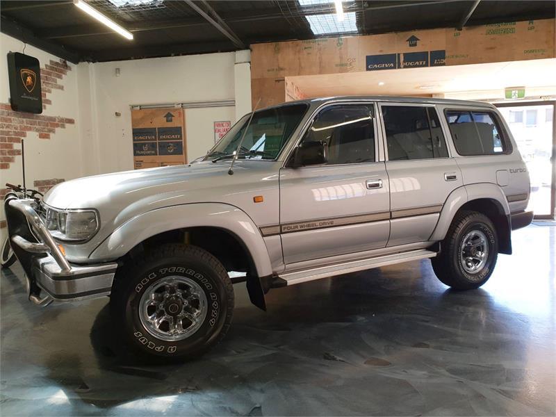 1992 Toyota Landcruiser
