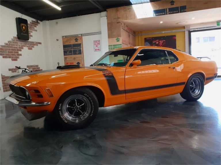 1970 Ford Mustang -