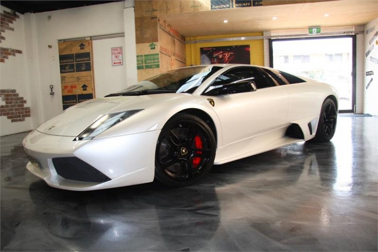 2006 Lamborghini Murcielago -