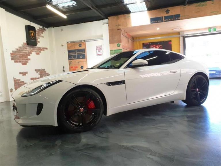 2015 Jaguar F-TYPE -