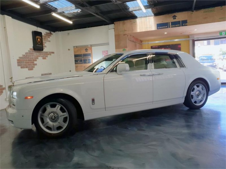 2013 Rolls-Royce Phantom -