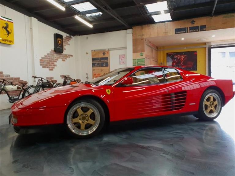 1988 Ferrari Testarossa -