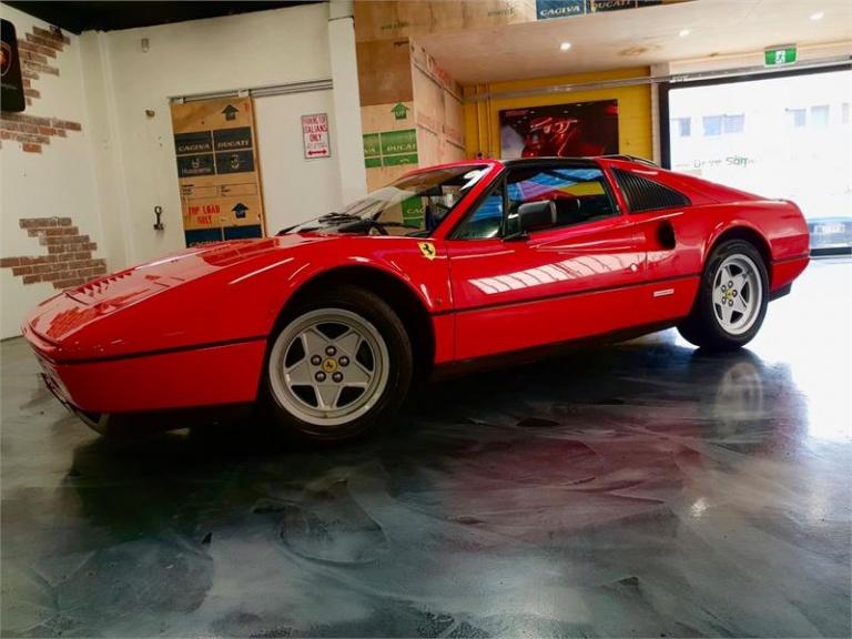 1986 Ferrari 328 -