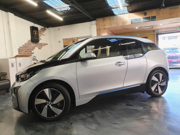 2014 BMW i3 -